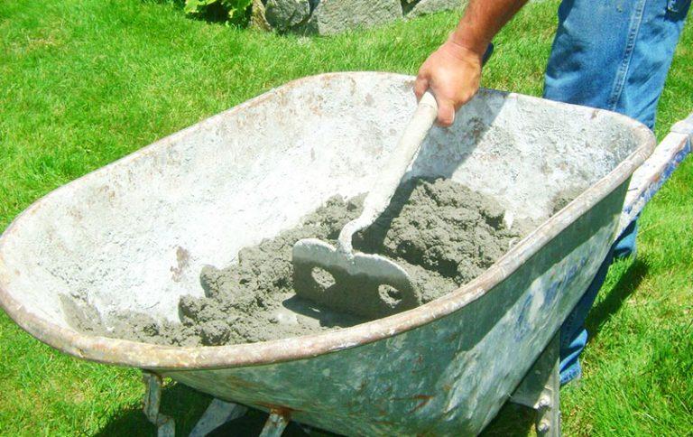 Чем замешивать бетон производство бетона москвы