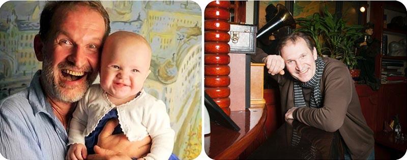 Фёдор Добронравов построил не просто дом, а настоящее родовое гнездо для детей и внуков