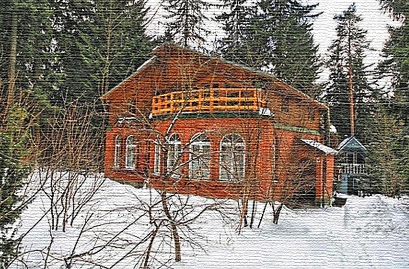 Общий дом Лии Ахеджаковой и Аллы Будницкой
