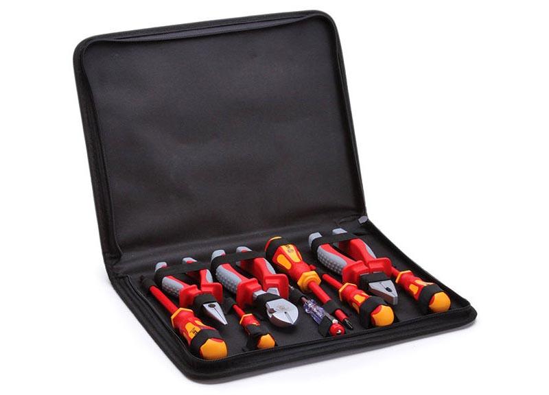 Набор инструментов для электромонтажника