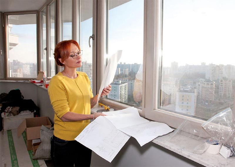 Виктория Тарасова и её апартаменты