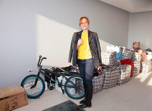 Виктория переехала в квартиру с незаконченным ремонтом