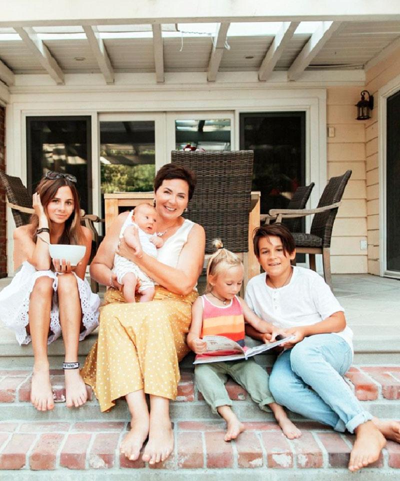 Американская мечта Саши Зверевой – роскошный дом, который подарил ей муж