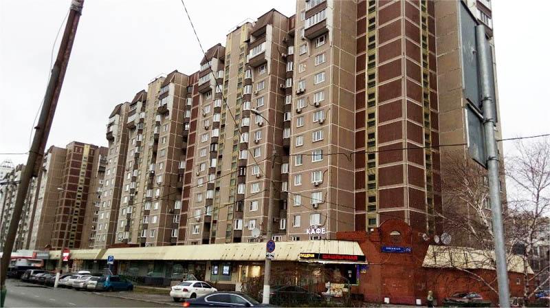 Квартира оппозиционера находится в обычной многоэтажке