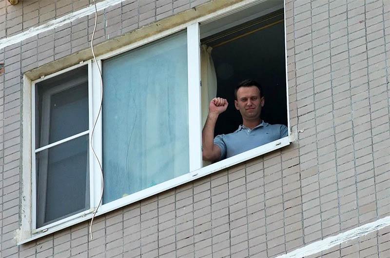 Алексей жил в этой квартире с 1998 года