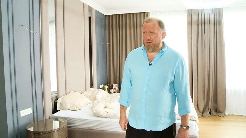 Посмотрим, в каких условиях живёт знаменитый шеф-повар Константин Ивлев с молодой женой