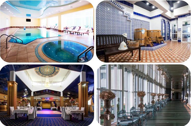 Для оформления интерьера каждого помещения дизайнеры взяли за основу три этноса ‒ абазинов, черкесов и казаков ‒ и соединили их с современными европейскими тенденциями