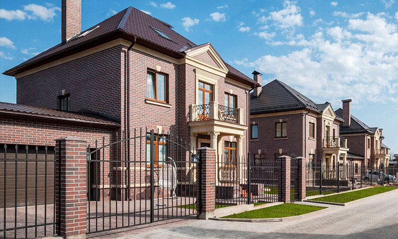 Екатерина Волкова и её апартаменты