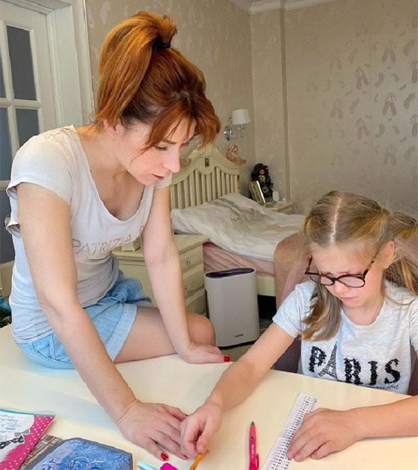 Где живут звезда телесериала «Воронины» Екатерина Волкова и её супруг Андрей Карпов