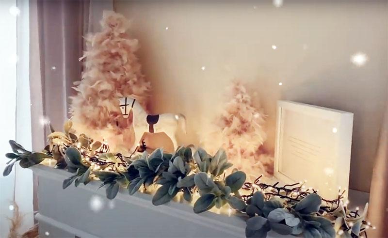 Подоконник, каминная полка, праздничный стол, столик в спальне – этот декор будет везде смотреться необыкновенно нежно и просто шикарно