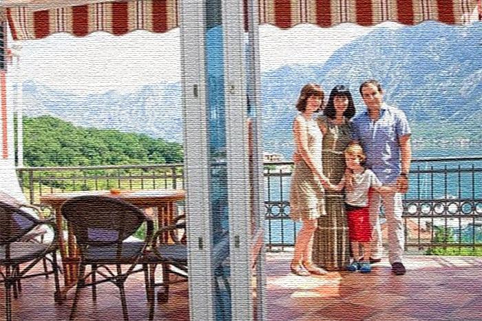 Роскошная резиденция Нонны Гришаевой в Подмосковье и вилла в Черногории