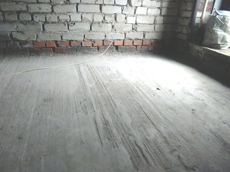 Для чего красить бетонные полы