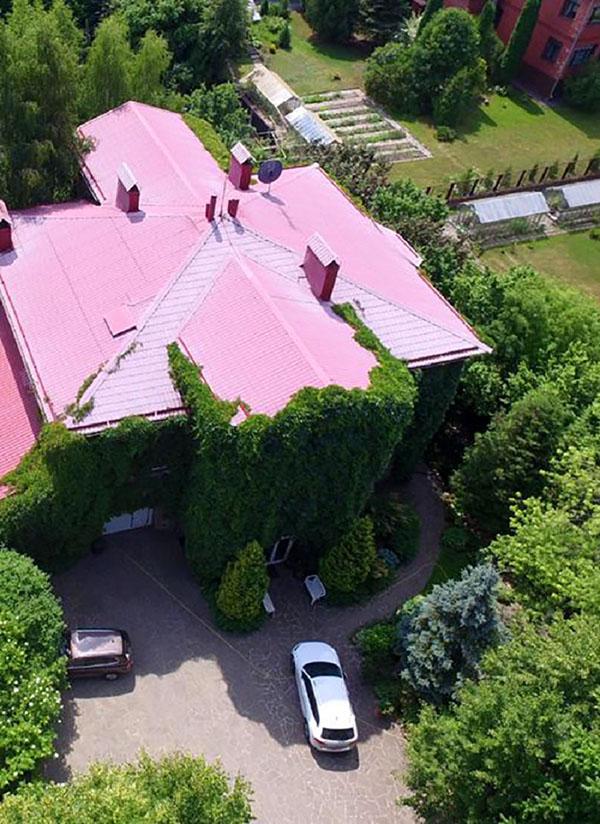 Елена Проклова и её дом