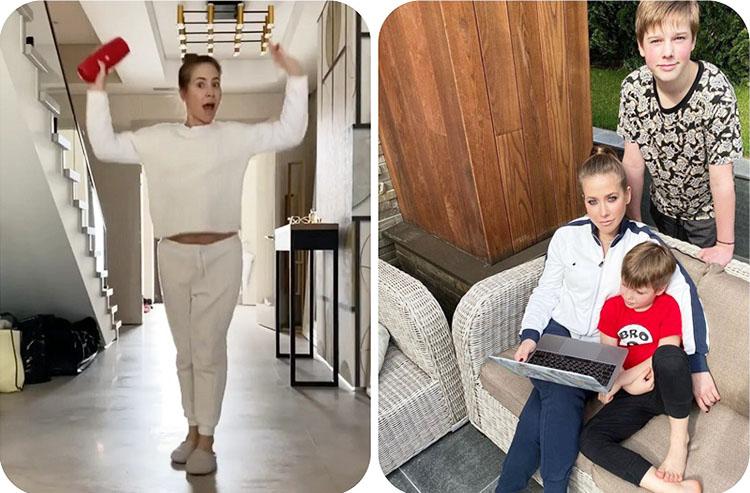 Шикарная недвижимость Юлии Барановской, имеющей трёх детей от Аршавина