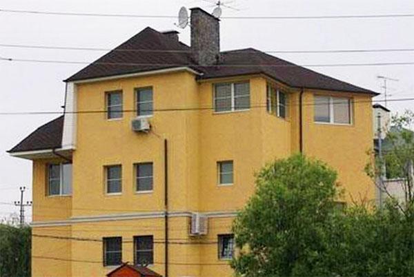 Сергей Трофимов и его дом