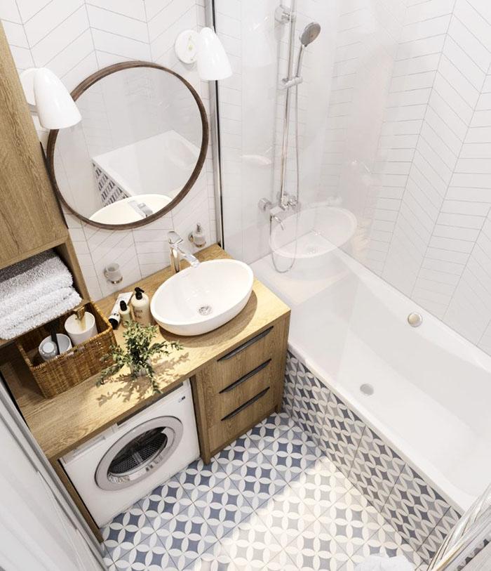 Топ-7 сомнительных решений для ванной комнаты