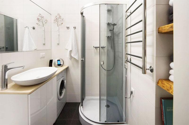 Почему ванна лучше душевой кабинки