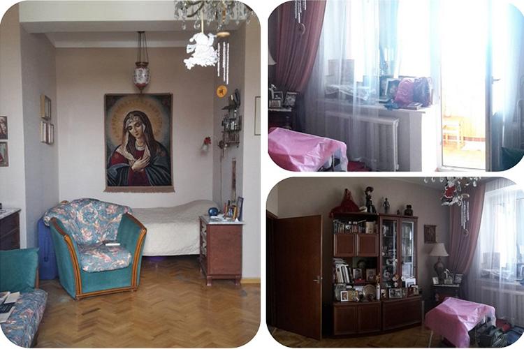 Людмила Чурсина и её дом