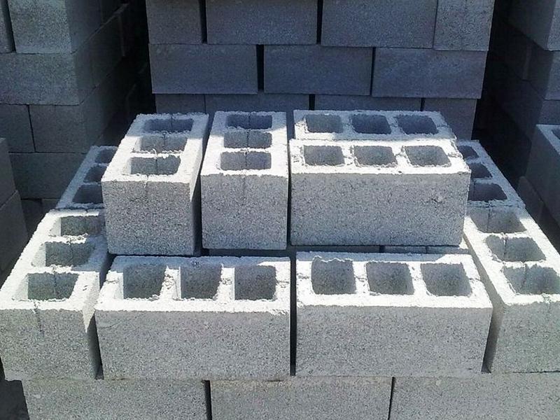 Блоки из шлакобетона