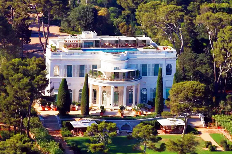 Как обустроен чарующий мир роскоши Романа Абрамовича или покупка самой дорогой виллы в Израиле