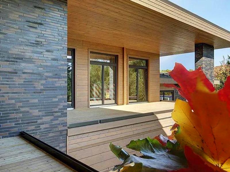 Несмотря на все сложности, дом уже почти достроен. Ксения составляет дизайн-проекты и думает над тем, как будут выглядеть интерьеры нового дома
