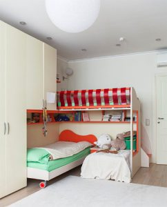 Посмотрите на результат работы дизайнера из Италии в квартире блогера-путешественника Сергея Доли