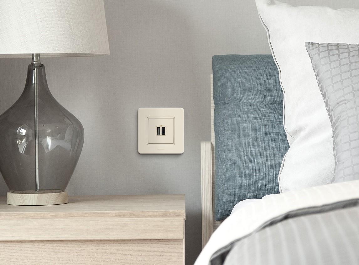 Вдохновение в квадрате: обзор новой дизайнерской серии розеток и выключателей Inspiria